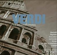 Verdi: Greatest Operas