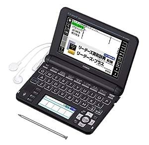 カシオ 電子辞書 エクスワード 高校生英語強化モデル XD-U4900BK ブラック