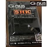 ジーニアスプロジェクト SHK スピニング用 ルアー用フックキーパー G-nius project
