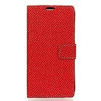iPhone 9 Folio Cover, LoveBee 専用カバー シェル Bumper Shell for LoveBee Red