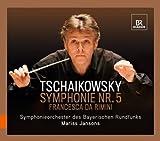 チャイコフスキー:交響曲第5番/交響的幻想曲「フランチェスカ・ダ・リミニ」Op.32 (Tshaikowsky: Symphonie Nr.5)