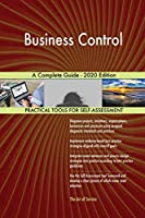 Business Control A Complete Guide - 2020 Edition