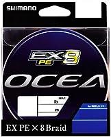 シマノ ライン OCEA EX8 PE PL-078L 300m 6号 777386