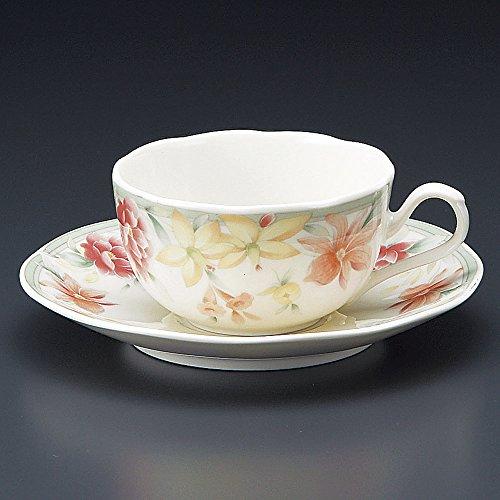 プリンセスNB紅茶碗皿 [8.8 x 5cm 210�t ・ 14.7 x 2cm 255g] 【コーヒー】 | 料亭 旅館 和食器 飲食店 おしゃれ 食器 業務用