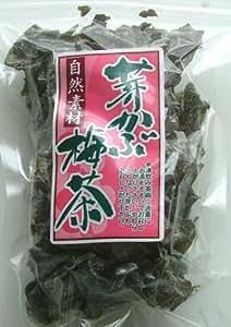 海藻問屋 芽かぶ梅茶 (75g) 国産 徳島県産 芽かぶ めかぶ 梅風味 梅茶 海藻