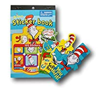 Dr Seuss Cat in the Hat School and Activity Set - Stickers and Bookmarks [並行輸入品]