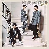 「HIDE and SEEK/サンセット・リフレイン」(初回限定盤C) [CD+スペシャルブックレット]