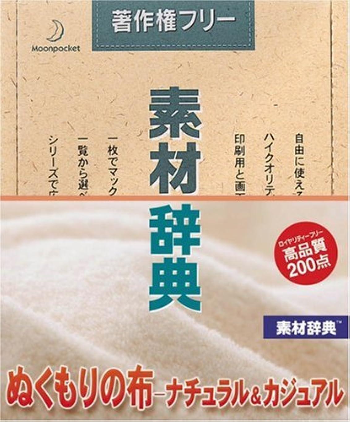 適応的迷惑ブレイズ素材辞典 Vol.118 ぬくもりの布-ナチュラル&カジュアル編