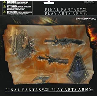 FINAL FANTASY XII PLAY ARTS ARMS