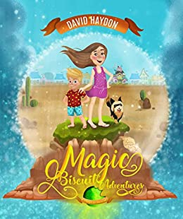 Magic Biscuit Adventures: A Magical Rescue! by [Haydon, David]