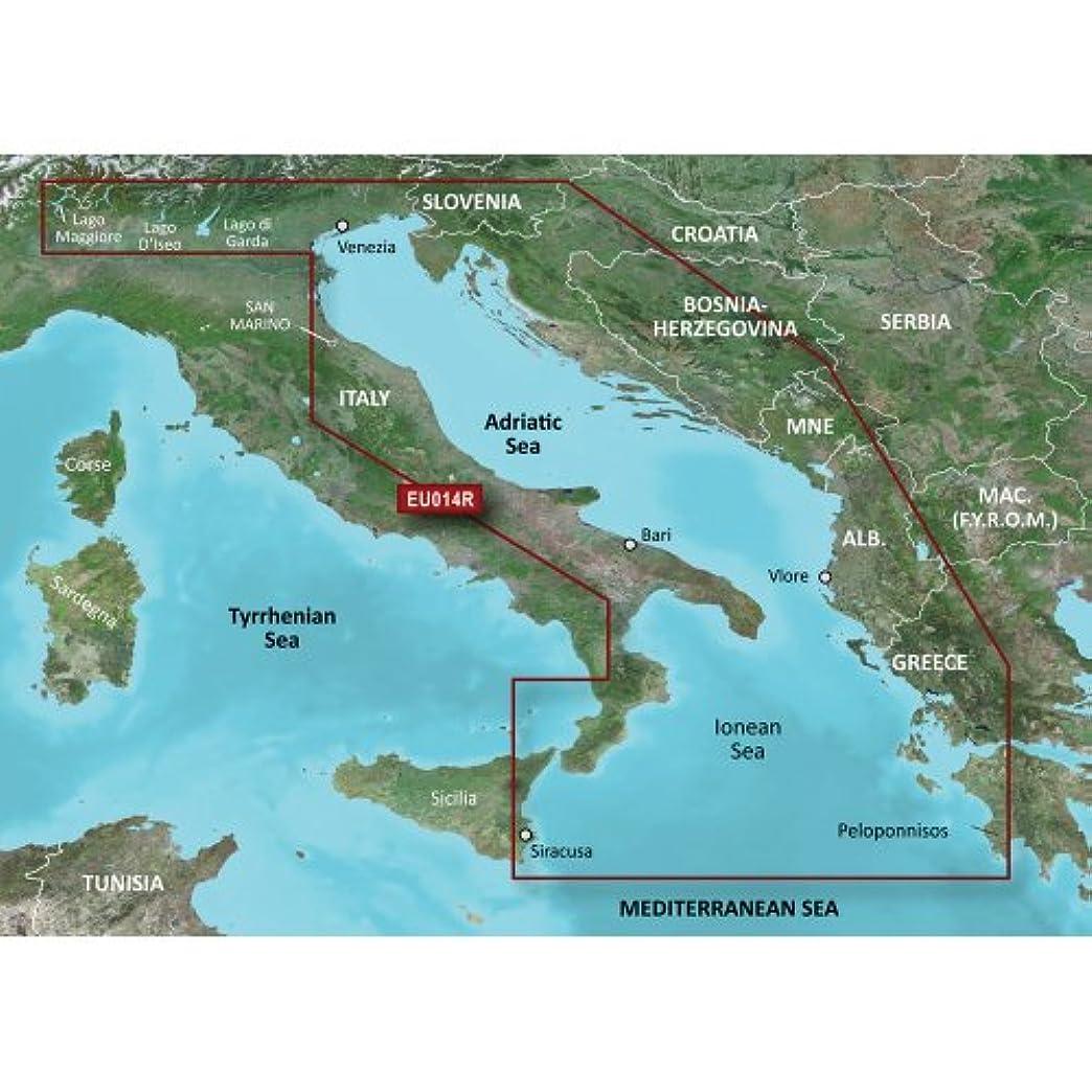 Garmin 010-C0772-20 Bluechart G2 HXEU014R - Italy Adriatic Sea - Micro SD & SD