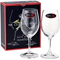 リーデル RIEDEL グラス ワイングラス OUVERTURE(オヴァチュア) ホワイトワイン ペア 6408/05 [並行輸入品]