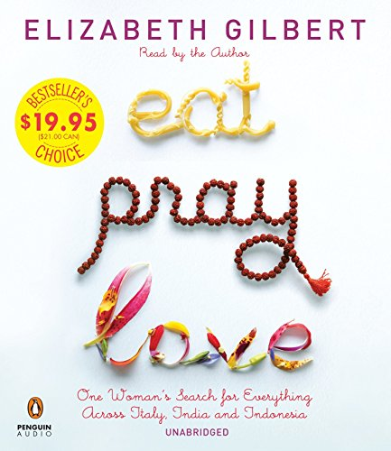 Bloomsbury Publishing PLC Elizabeth Gilbert 『Eat Pray Love: One Woman's Search for Everything』