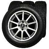 15インチ 4本セット スタッドレスタイヤ&ホイール グッドイヤー(GOODYEAR) ICENAVI ZEA2 185/65R15 スポーツテクニック