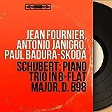 Schubert: Piano Trio in B-Flat Major, D. 898 (Mono Version)