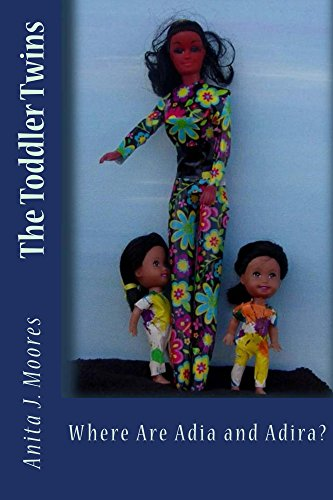 The Toddler Twins: Where Are Adia and Adira? (Melly The Pilot Book 9) (English Edition)