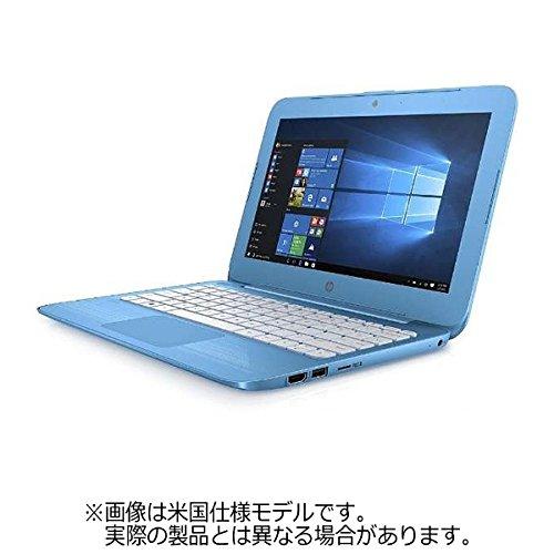 HP 11.6型ノートPC[Win10 Home・Celeron・eMMC 32GB・メモリ 4GB] HP Stream 11-y004TU アクアブルー Y4G19PA-AAAA (2016年12月モデル)