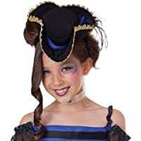 Punk Pirate Child Mini Hat パンク海賊子供ミニハット?ハロウィン?サイズ:One Size Fits Most Kids