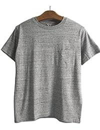 FilMelange(フィルメランジェ) ポケットTシャツ SUNNYサニー  メンズTシャツ  -OLD MELANGE-
