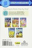 Five Undersea Stories (SpongeBob SquarePants) (Step into Reading) 画像