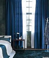 サンゲツ モダンなカラーの凹凸感のある縦流れ柄 カーテン2倍ヒダ SC3044 幅:200cm ×丈:120cm (2枚組)オーダーカーテン