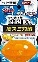 小林製薬 液体ブルーレットおくだけ除菌EXつけ替用 スーパーオレンジ 70ml