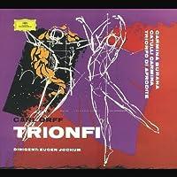 Trionfi: Carmina Burana; Catulli Carmina; Trionfo di Afrodite (2002-07-28)
