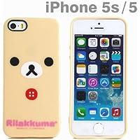 リラックマ iPhone5/5Sソフトジャケット コリラックマ GRC-97B