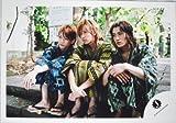 ジャニーズ公式生写真 亀梨和也 山下智久 赤西仁 着物姿�B -
