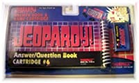[Tiger]Tiger Jeopardy Answer/Question Book & Cartridgefor Electronic LCD Handheld Game by 4633715 [並行輸入品]