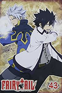 FAIRY TAIL 43 [DVD]