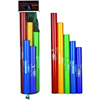 Boomwhackers/ドレミパイプ クロマチックセット(ド#レ#ファ#ソ#ラ#)5音セット BWCW