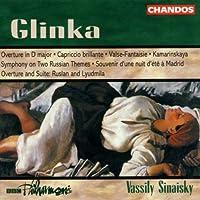 Glinka: Orchestral Works (2001-01-23)