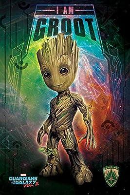 Guardians of the Galaxy 2 ガーディアンズ オブ ギャラクシー 2 ポスター グルート 205