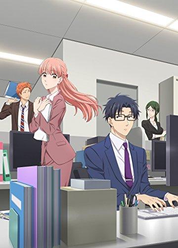 ヲタクに恋は難しい 3(完全生産限定版) [Blu-ray]