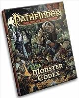 Paizo Publishing 1130 Pathfinder Roleplaying Game - Monster Codex Hc [並行輸入品]