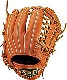 ZETT(ゼット) 野球 軟式 グラブ (グローブ) ウイニングロード オールラウンド 右投用 ウッディブラウン(3500) LH BRGB33840