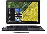 Acer SW512-52-55YD Switch 5 12.0 QHD Touch 2-in-1 Laptop/Tablet 7th Gen Intel Core i5-7200U 8GB LPDDR3 256GB SSD Active Stylus Black [並行輸入品]