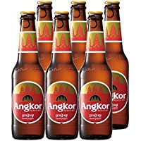 カンボジアお土産 アンコールビール ラガービール 6本セット