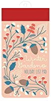 Winter Gardens List Pad (Notepads)
