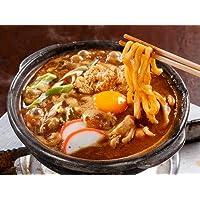 (冷蔵4食)味噌煮込みうどん 4食セット