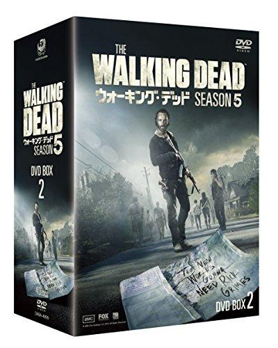ウォーキング・デッド5 DVD-BOX2