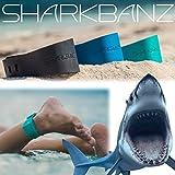 サメ避けバンド SHARKBANZ ( BLUE/ブルー , フリーサイズ)