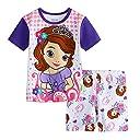 (スマートキッズ) SMARTKIDS綿100%女の子子供半袖パジャマ上下セットプリンセスソフィア (120cm)