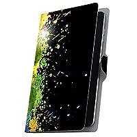 タブレット 手帳型 タブレットケース タブレットカバー カバー レザー ケース 手帳タイプ フリップ ダイアリー 二つ折り 革 蛍光 カラフル 002256 MediaPad T3 7 Huawei ファーウェイ MediaPad T3 7 メディアパッド T3 7 t37mediaPd t37mediaPd-002256-tb