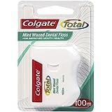 Colgate Total Mint Waxed Dental Floss, 100 ml