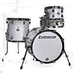 Ludwig LC179X028 BREAKBEATS WHITE SPARKLE ラディック ブレイクビーツ 4点シェルキット