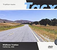 Tacx Real Life Video Wildflower Triathlon DVD Cali California USA, t1956.75 by Tacx