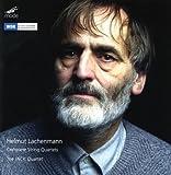 Helmut Lachenmann/ Complete String Quartet