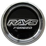 【RAYS(レイズ)】 センターキャップセット GT2 RAYSロゴ・ハイタイプ(HI) 4個セット 61000000000RH